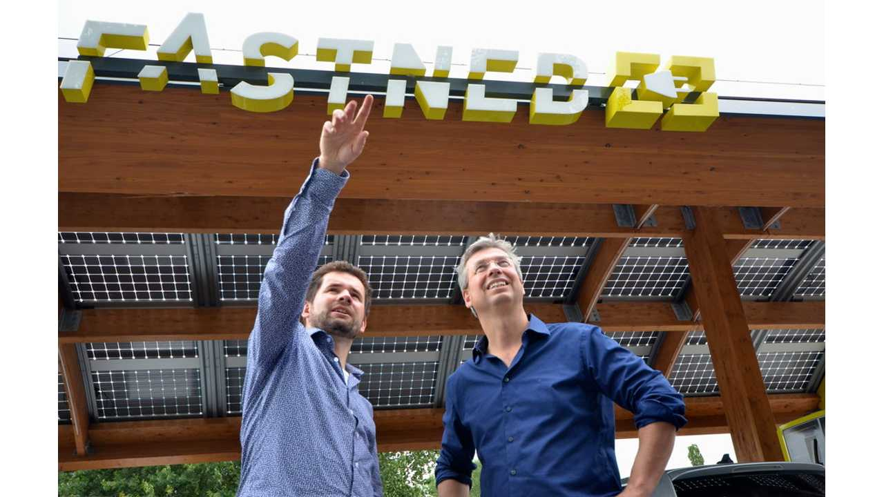 Fastned Readies For A Future Where Everyone Drives Electric Cars