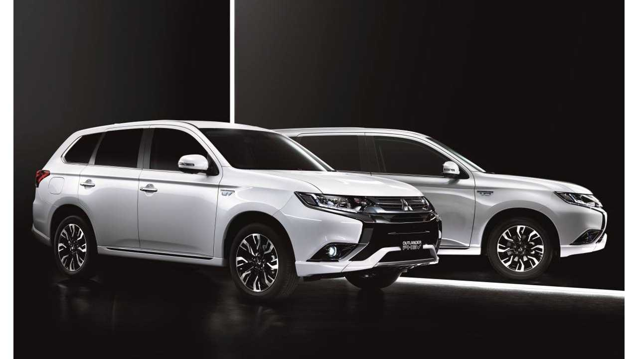 New Mitsubishi Outlander PHEV Sales Surge In Japan To New High In July