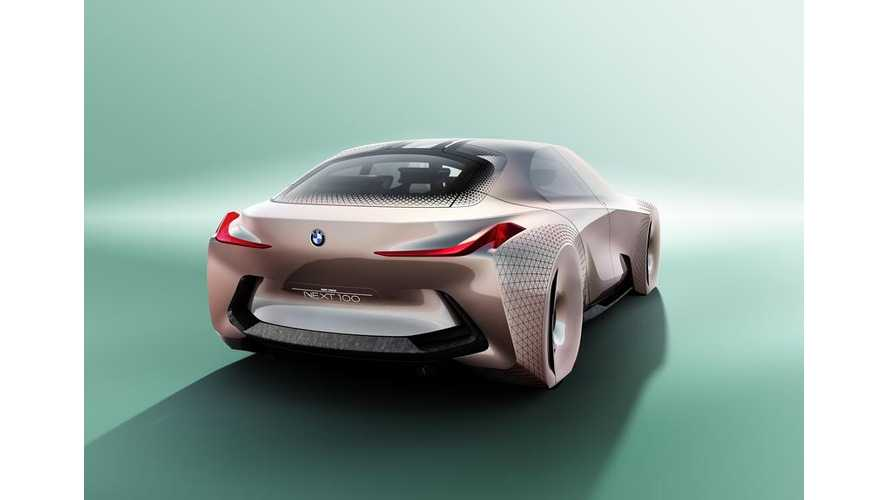 BMW Execs To Skip Paris Show To Hold Meetings On The Automaker's EV Future
