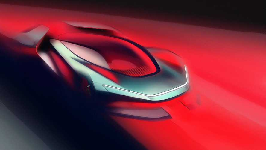 Pininfarina Teases Electric Hypercar That's Almost As Quick As Tesla Roadster