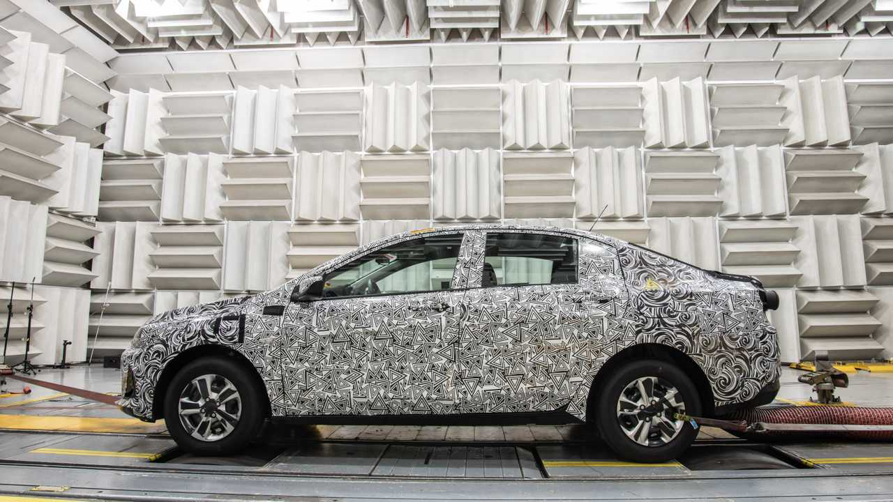 Novo Chevrolet Onix Sedan