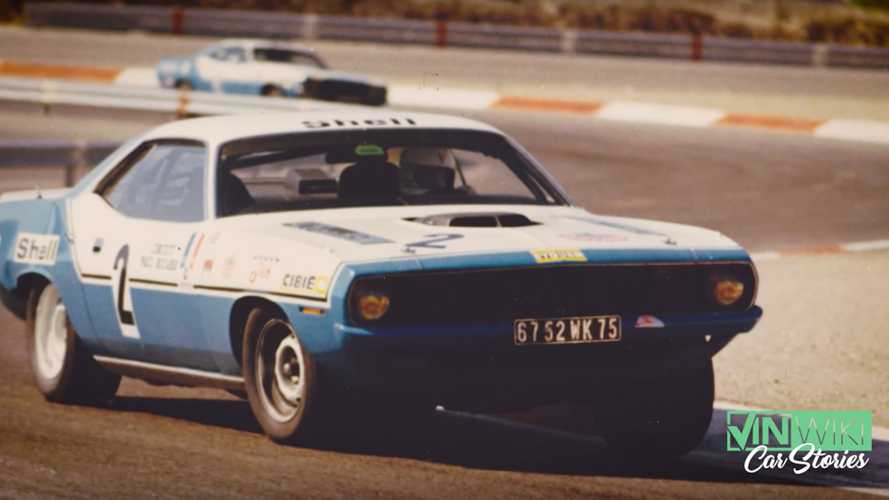 Restoring The Long Lost French Plymouth HEMI 'Cuda