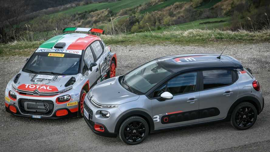 "RaC3 Edition, la Citroën C3 ""sportive"" des Italiens"