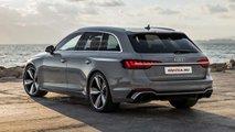 2020 Audi RS4 Avant render