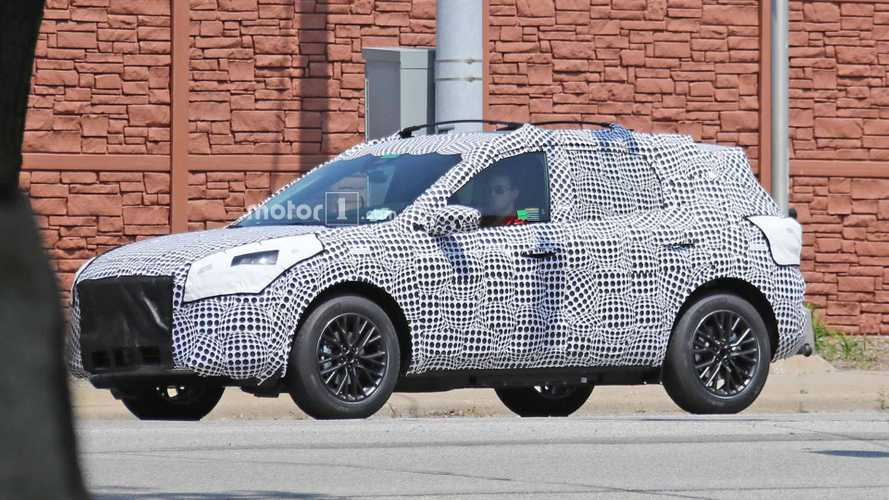Ford Escape PHEV Spied Under Wraps