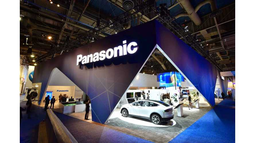 Panasonic Could Make Battery Cells With Tesla In China