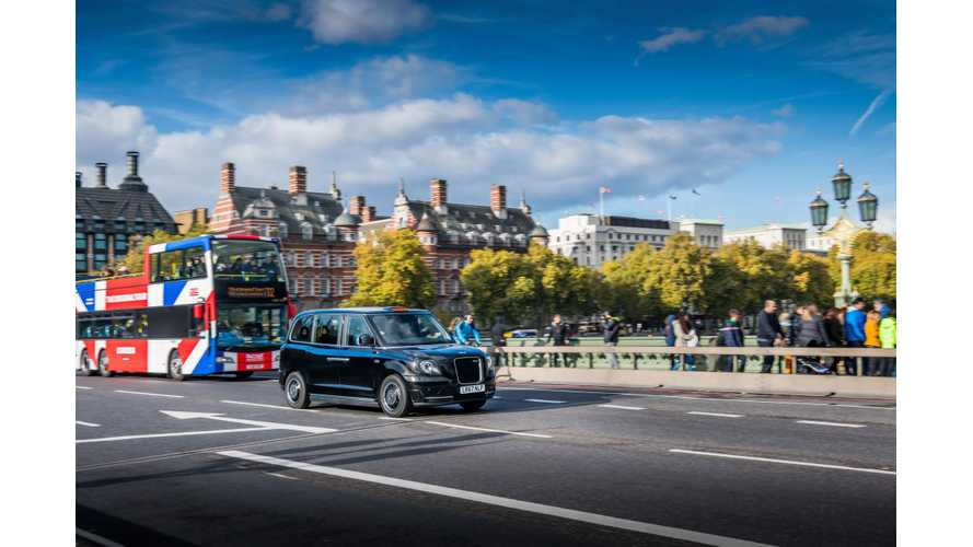 UK's New Clean Air Strategy Calls For End Of Gas & Diesel By 2040