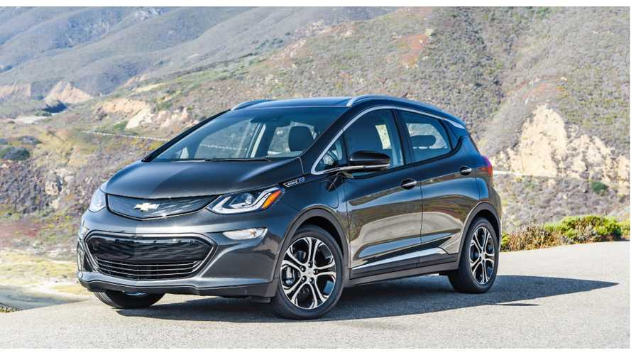 Canadian Chevy Bolt Orders Facing Delays Up To 12 Months