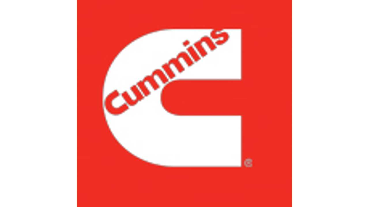 Cummins logo already begs to change it into a plug