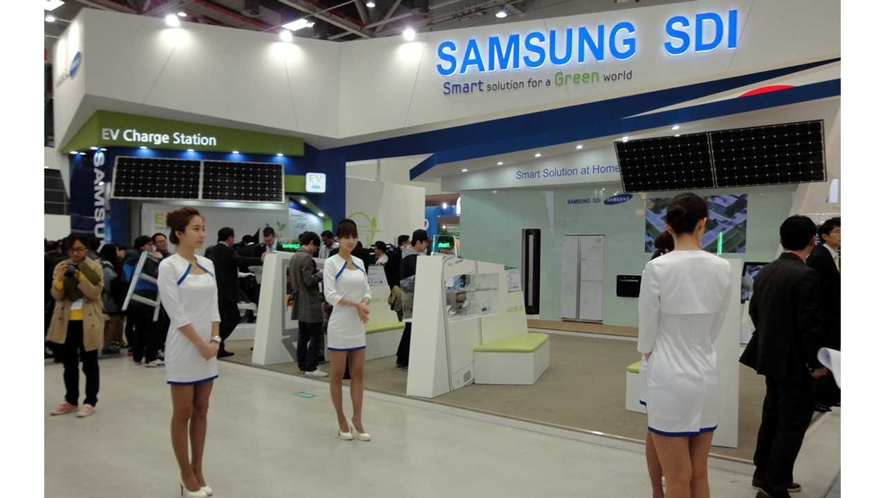 Samsung SDI Beats LG Chem in Bid to Sign Battery Deal With Tesla for Model S and Model X