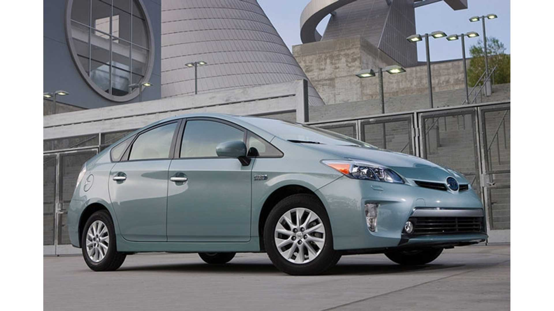 55 Next Gen Toyota Prius Plug In Hybrid To Get More Electric Range