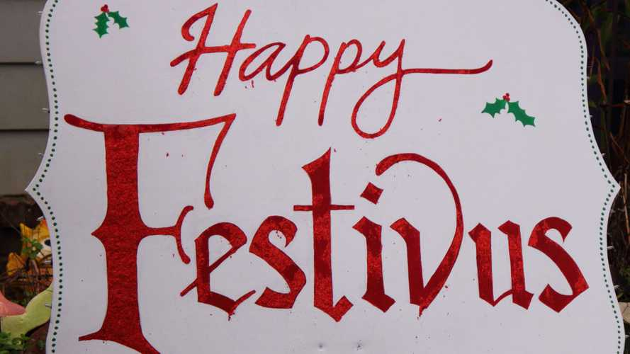 Motor1.com's 1st Automotive Festivus Airing of Grievances