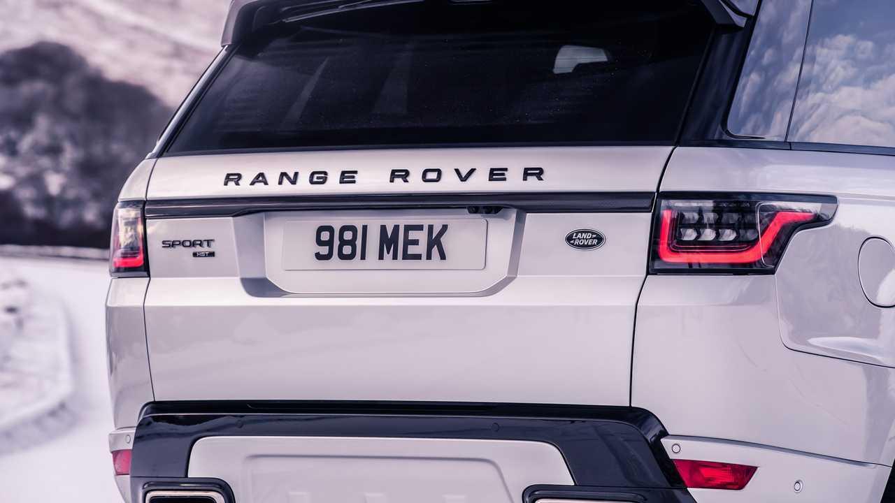 Range Rover Sport HSTRange Rover Sport HST