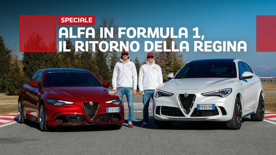 I perché di una Scuderia Alfa Romeo in Formula 1