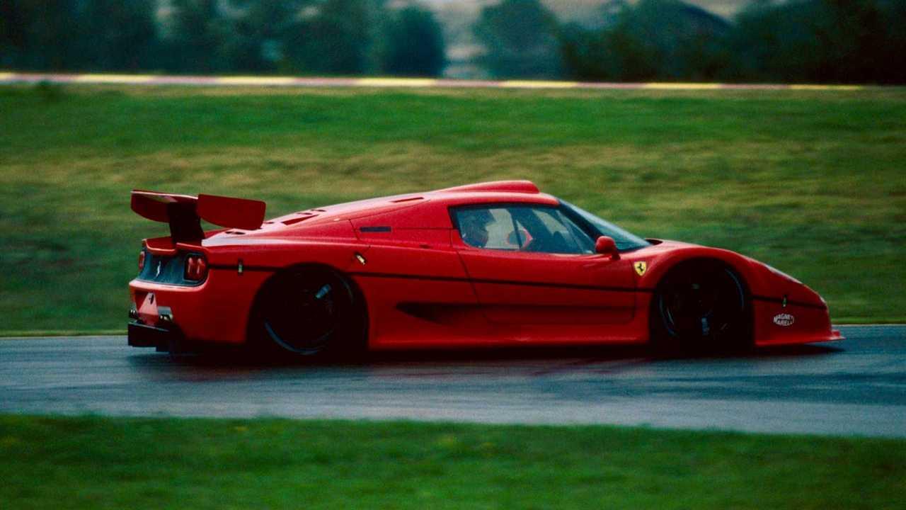 Ferrari F50 GT LAT Images
