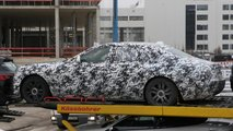 Rolls-Royce Ghost Spy Shots