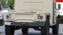 New AM General Humvee Prototype Spy Photos