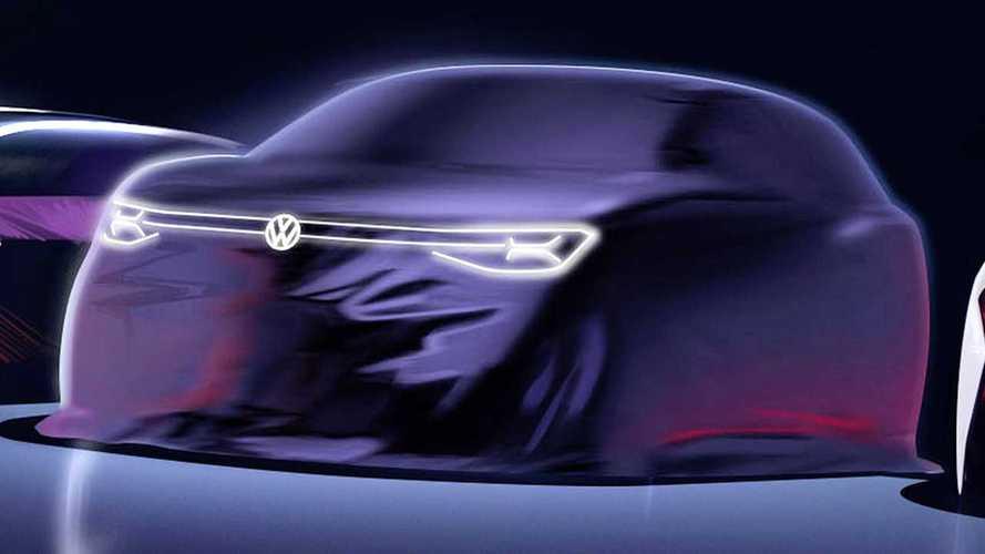 Volkswagen ID. Roomzz, quando il SUV elettrico diventa grande