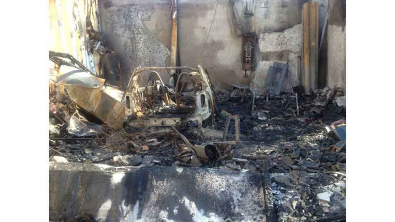 Another EV Charging Might Have Caused House Fire (VIDEO)