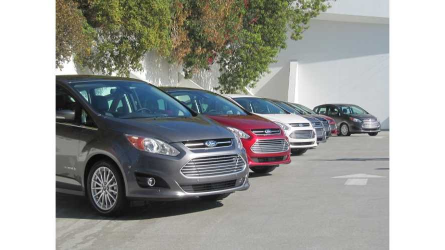 Ford Dealers Love C-Max Energi. Dealerships Tripled Last Month, Big Sales Numbers Coming
