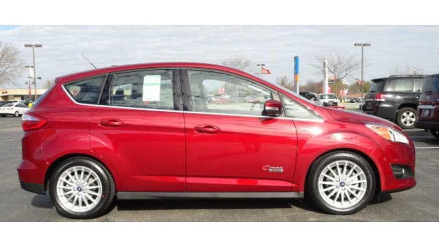 Review:  Ford C-Max Energi