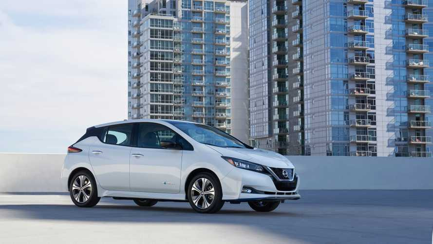 La Nissan Leaf e+ part fort en Europe
