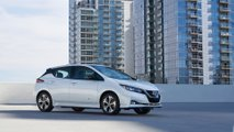 petites evolutions nissan leaf