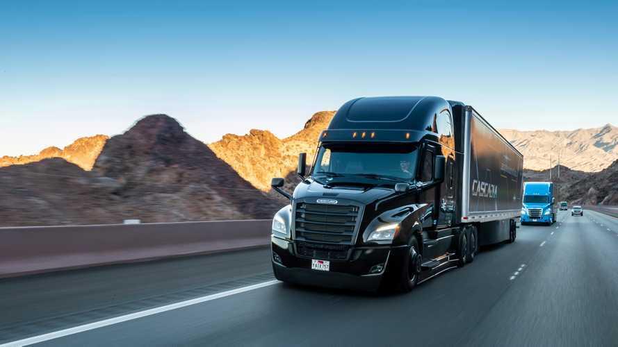Daimler Trucks al CES punta tutto sulla guida autonoma