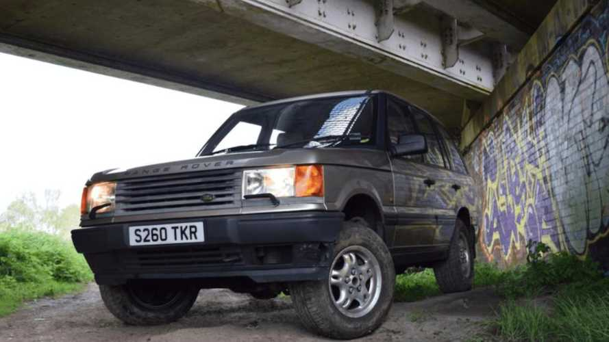 Why the Range Rover P38 deserves space in your garage