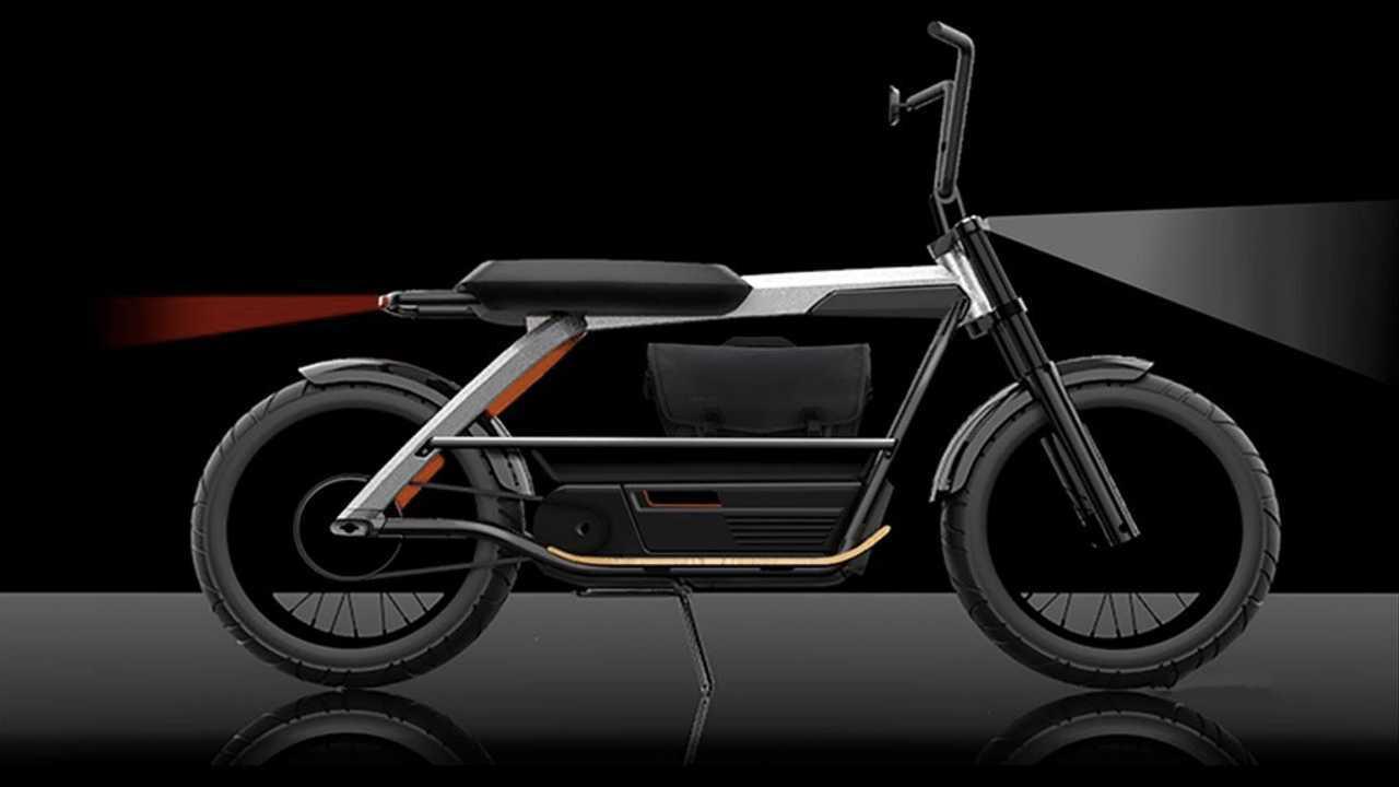 Harley-Davidson CES Electric Concepts