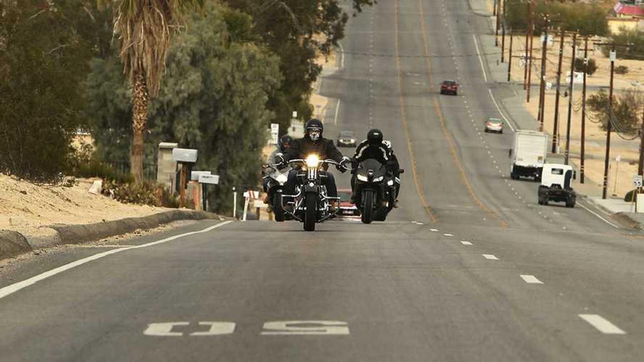 California Speed Limit Lane Bill