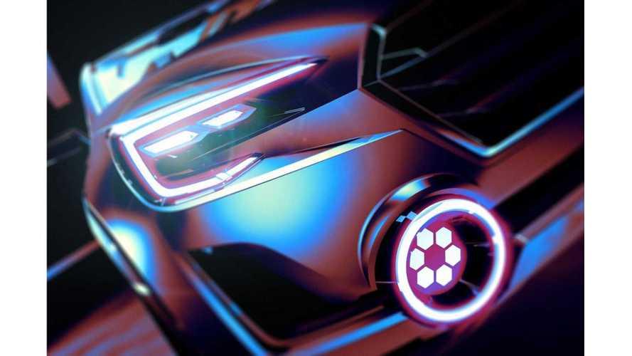 Subaru Teases Viziv 2 Plug-In Hybrid Concept