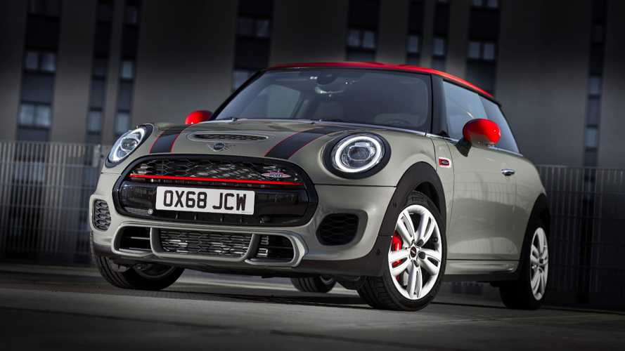Mini: JCW Doesn't Necessarily Need A Combustion Engine