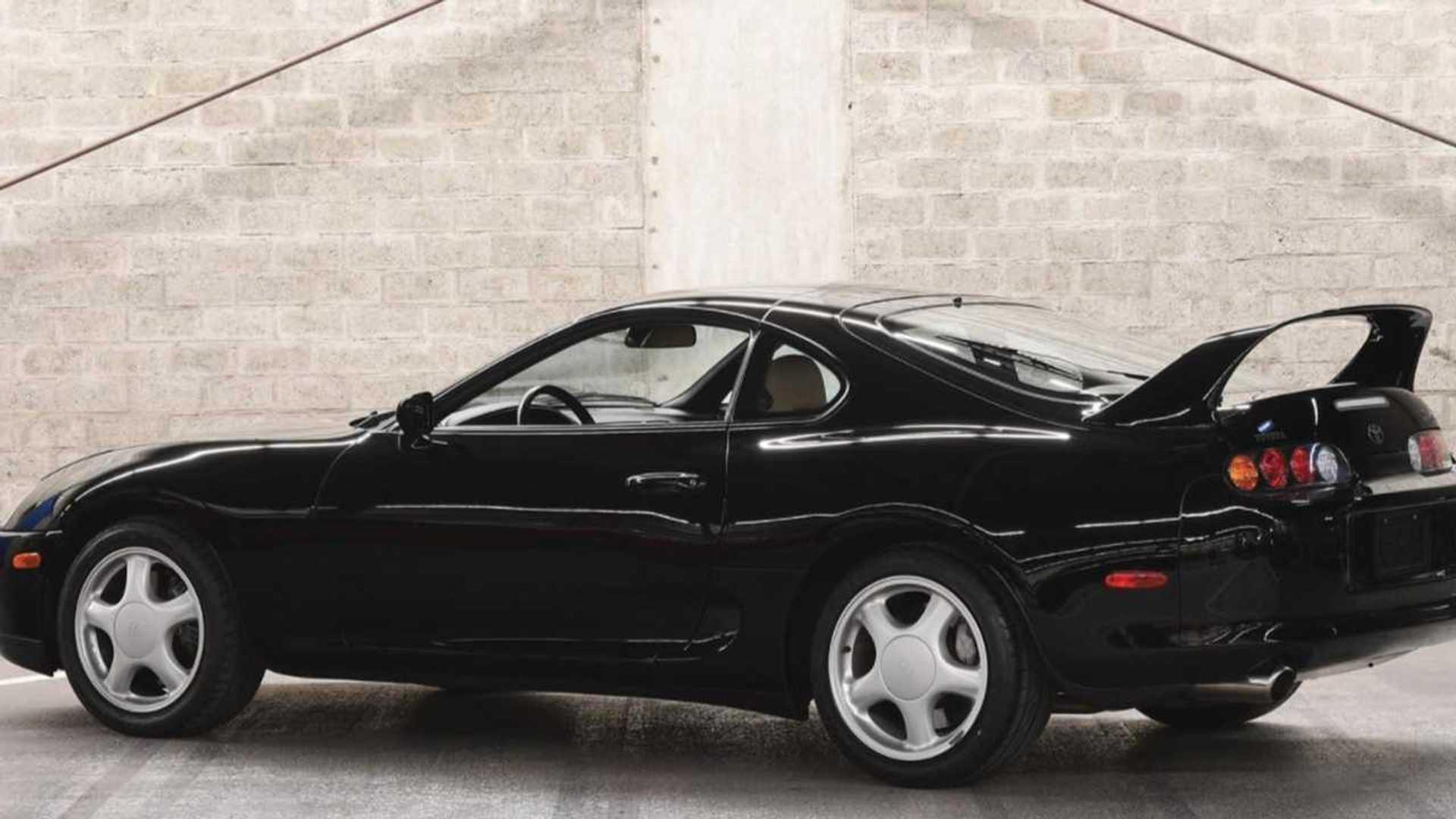1994 Toyota Supra Sells For Eye