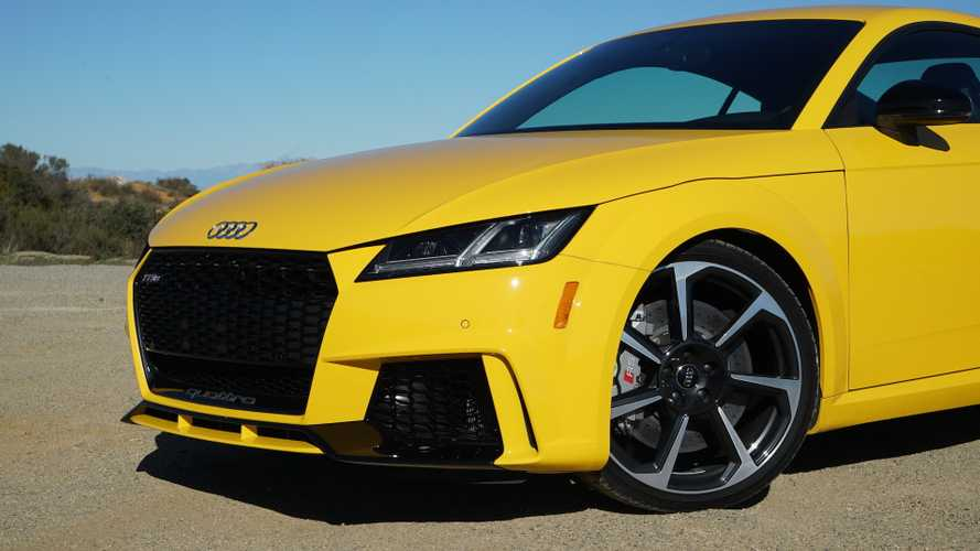 Audi TT To Live On As eTTron Electric SUV?