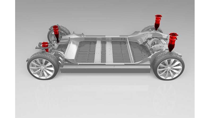 Report: New Tesla Model S Update Disables Air Suspension Lowering At Highway Speed (Update)