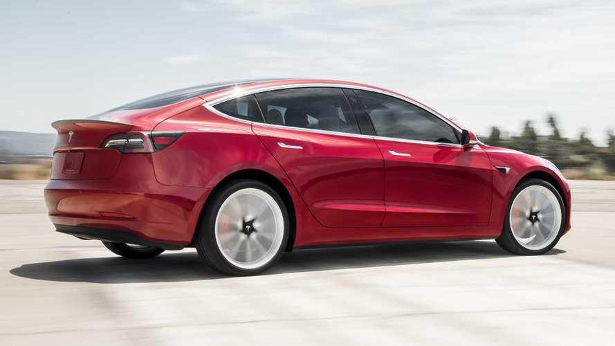 Tesla Model 3 - Elle gagne en puissance et bientôt en autonomie