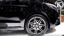 Mercedes V-Class Klassen