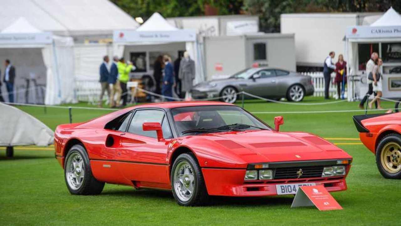 London Ferrari Competition