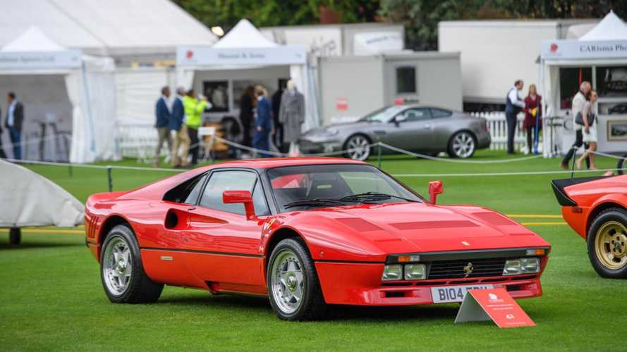 Ferrari To Take Centerstage At London Concours 2019