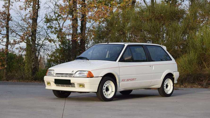25'000 euros pour cette Citroën AX Sport de 1989 ?
