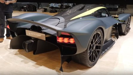 Aston Martin Valkyrie Simulator Drive Is All Sorts Of Amazing