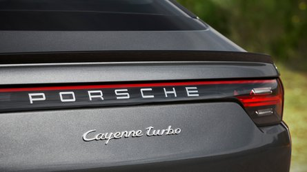 Cayenne Turbo Coupe