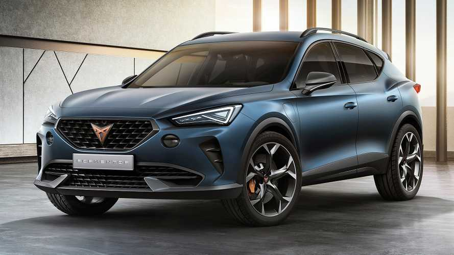 Cupra Formentor Concept revealed as performance car crossover