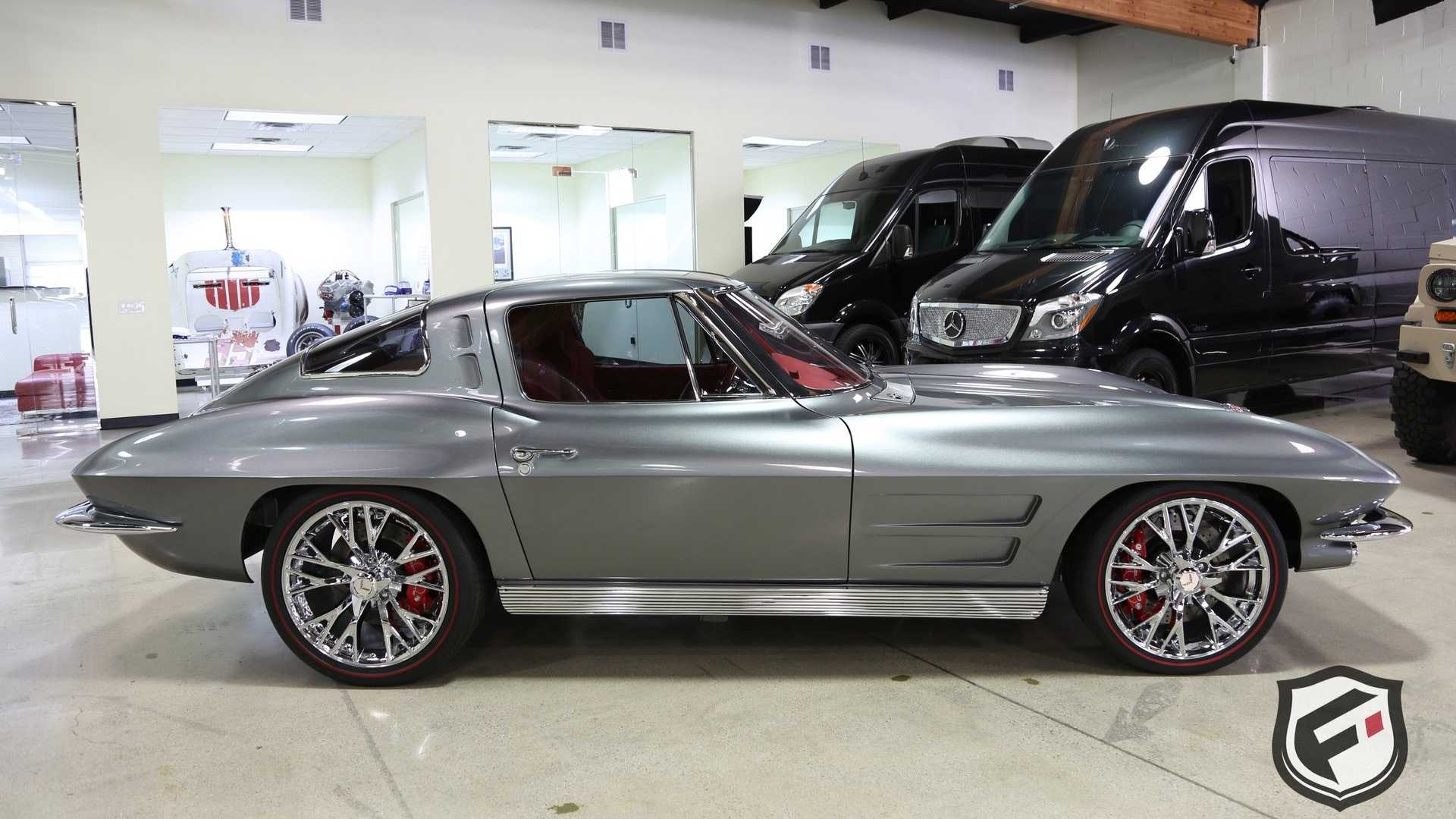 "[""1963 Chevrolet Corvette C2 SEMA""]"