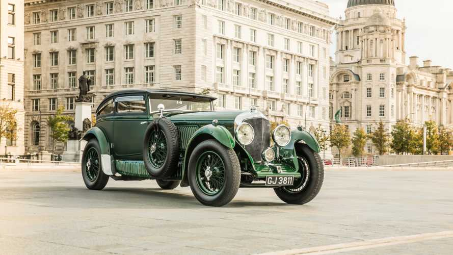 Bentley Speed Six 'Blue Train'