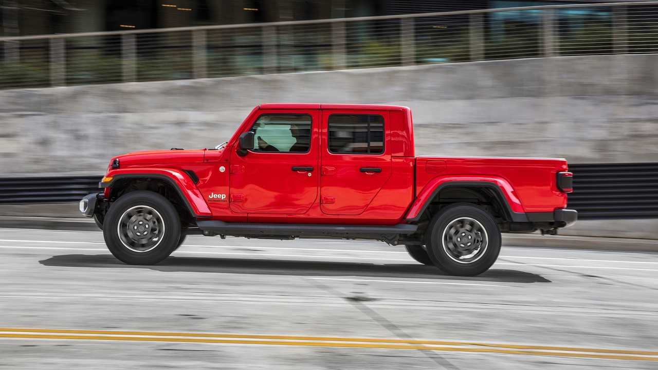 2020 Jeep Gladiator Starts At 33 545 Rubicon Costs 43 545