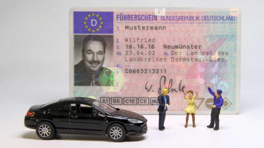 EU Führerschein