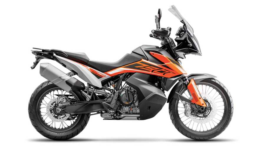 Recall: Rear Brake On The KTM 790 Adventure Could Fail