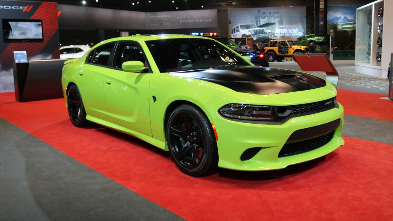 2019 Dodge Charger Sublime CAS